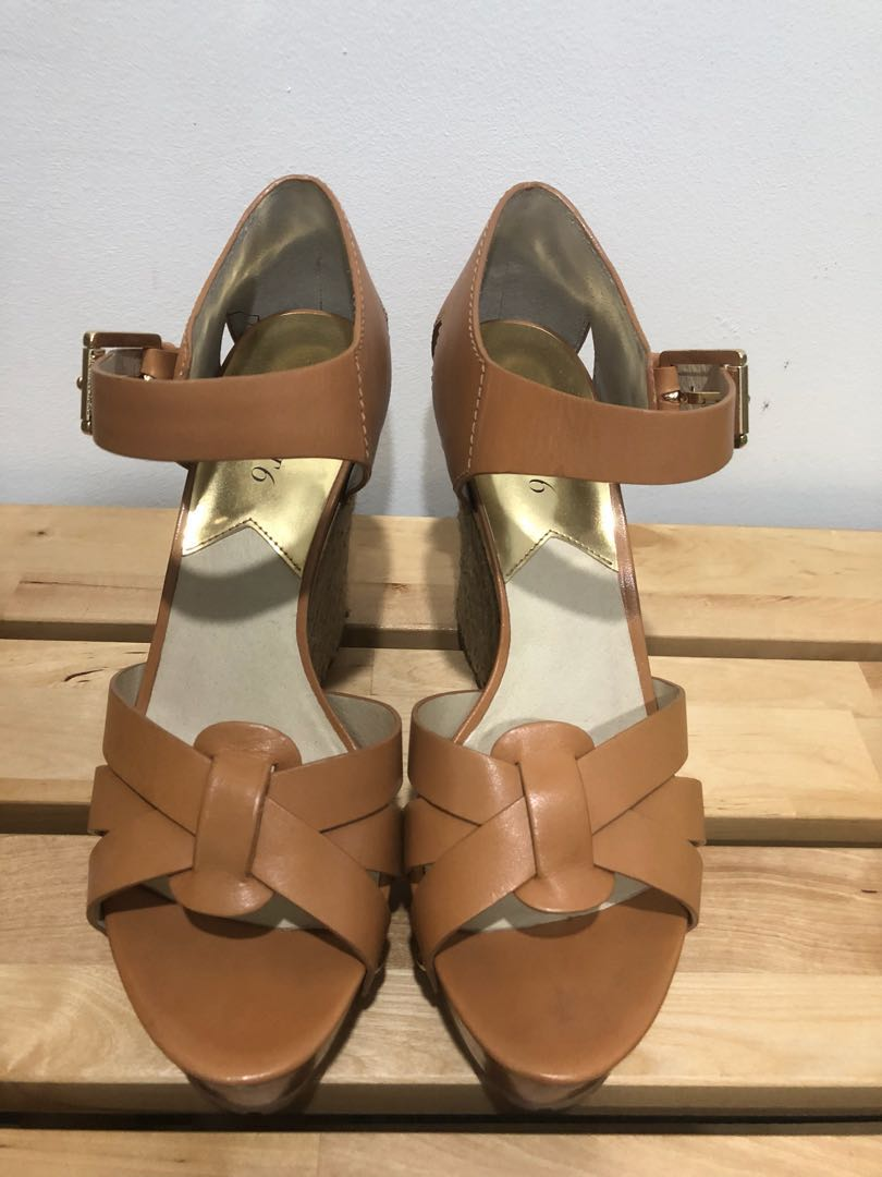 0be4bbae342a Michael Kors Wedge Sandals (Jet Set 6)