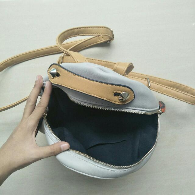 Mini Backpack Miniso | Tas Gendong Miniso