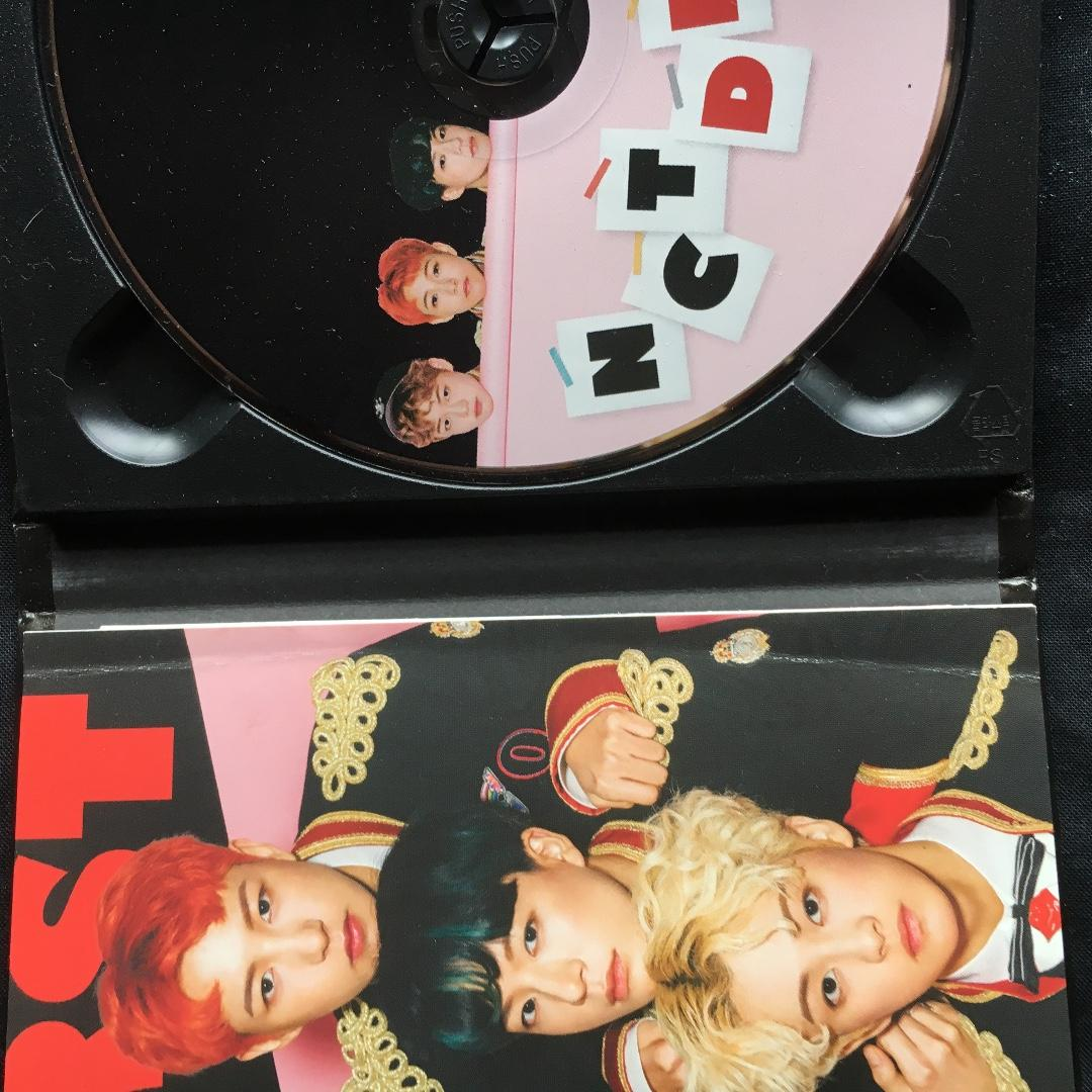 NCT Dream My First and Last album