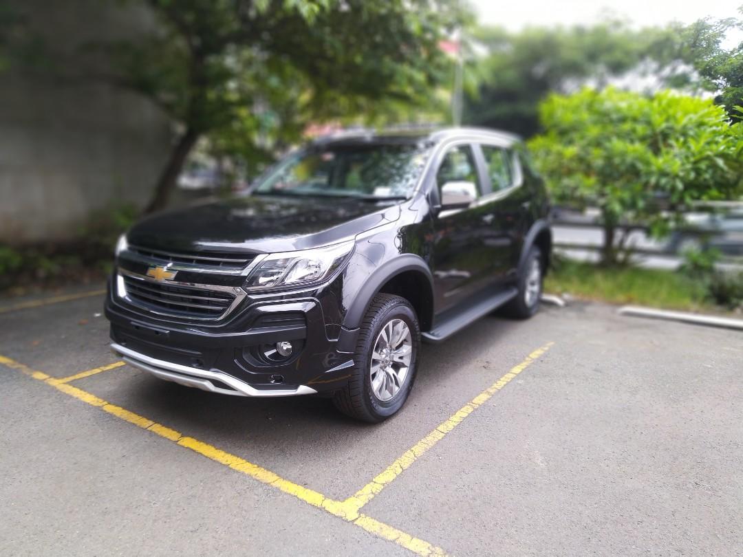 New Chevrolet Trailblazer LTZà