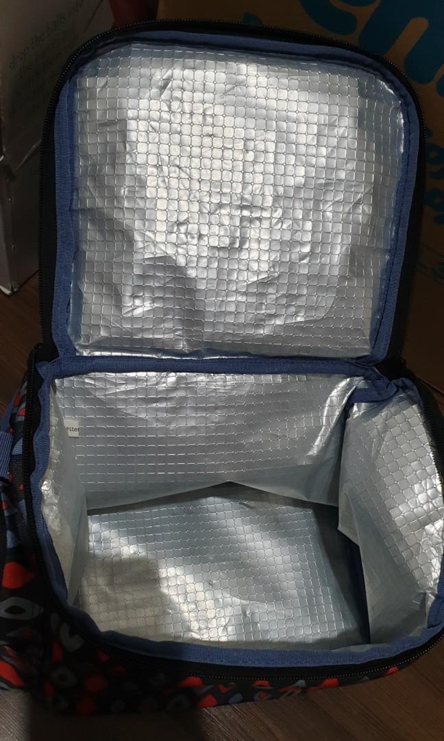 Okiedog freckels cooler bag