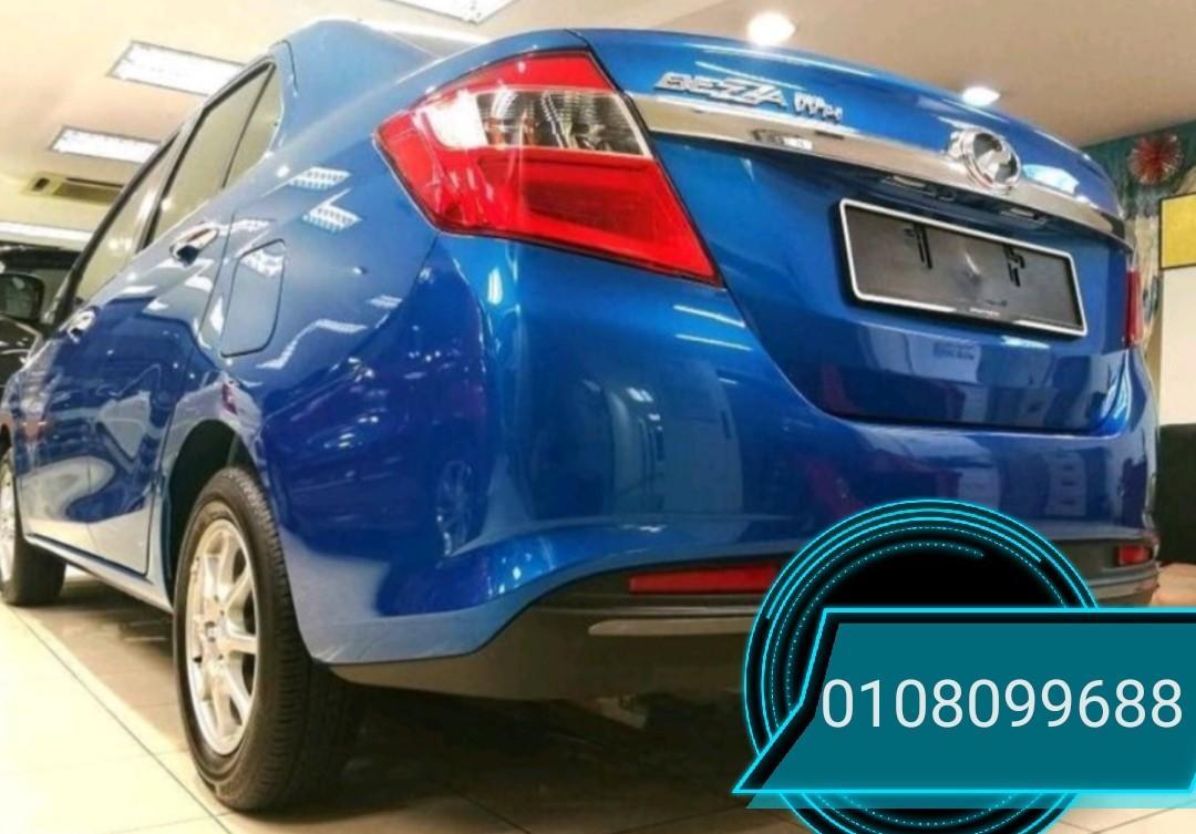 Perodua Bezza Premium X Auto 1.3CC Stock Available With Booking