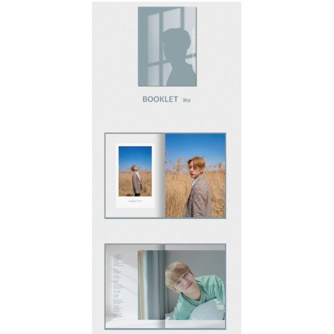 "[Pre-order] JUNG DAE HYUN 정대현 (1ST MINI ALBUM 미니앨범) - CHAPTER2 ""27"""