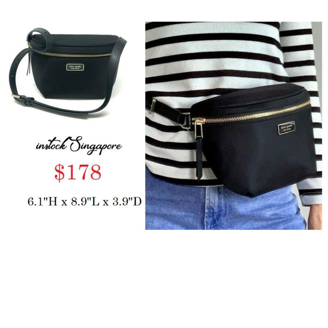 b2d3ec8759be READY STOCK -AUTHENTIC - NEW Kate Spade Dawn Belt Bag Fanny Pack ...