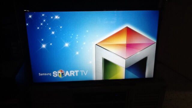 Samsung 48 led smart tv