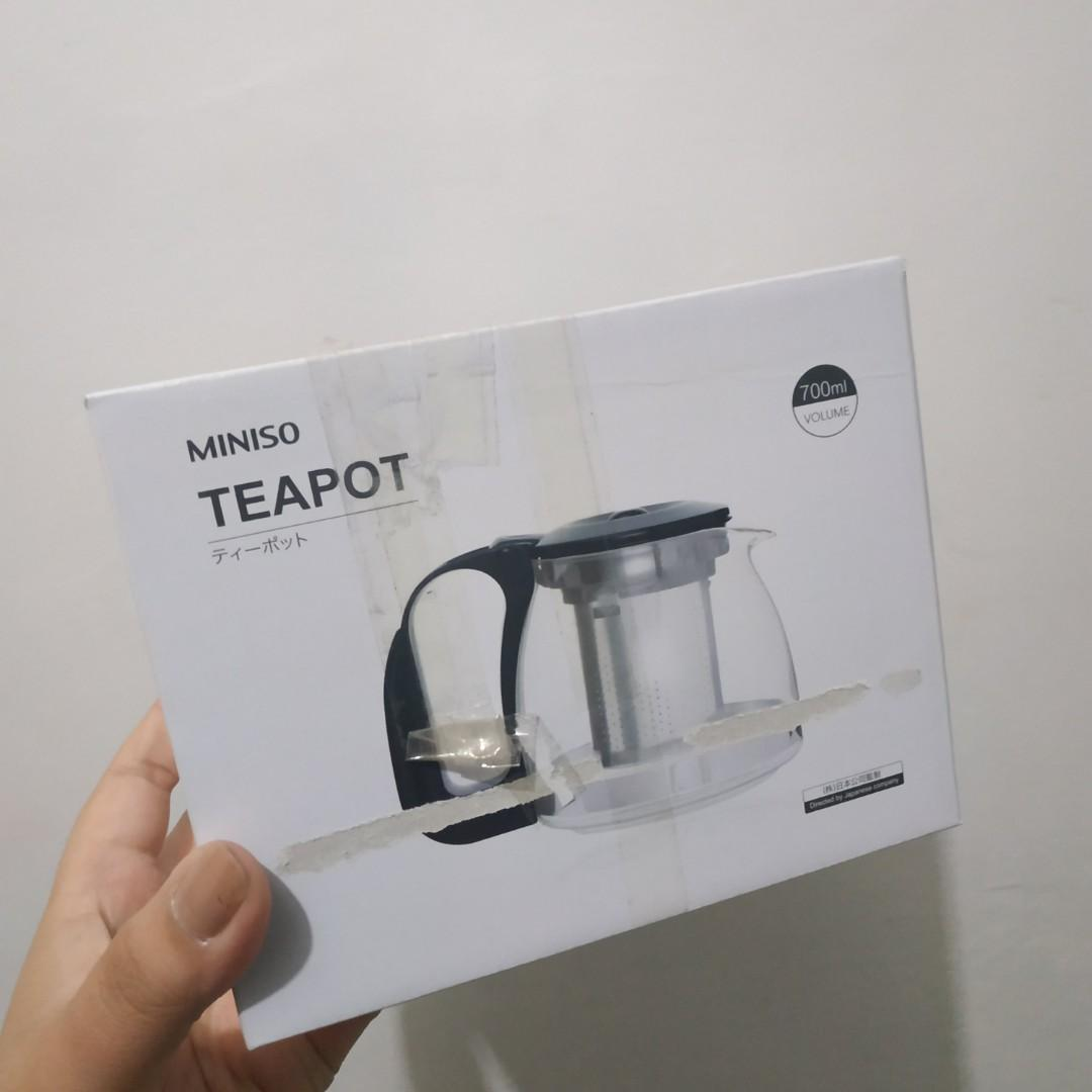 Teapot Miniso