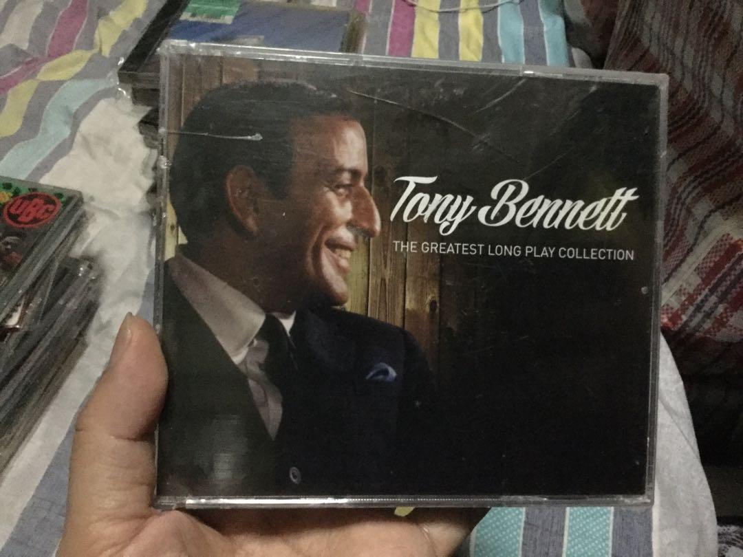 Tony bennett cd seal new cd