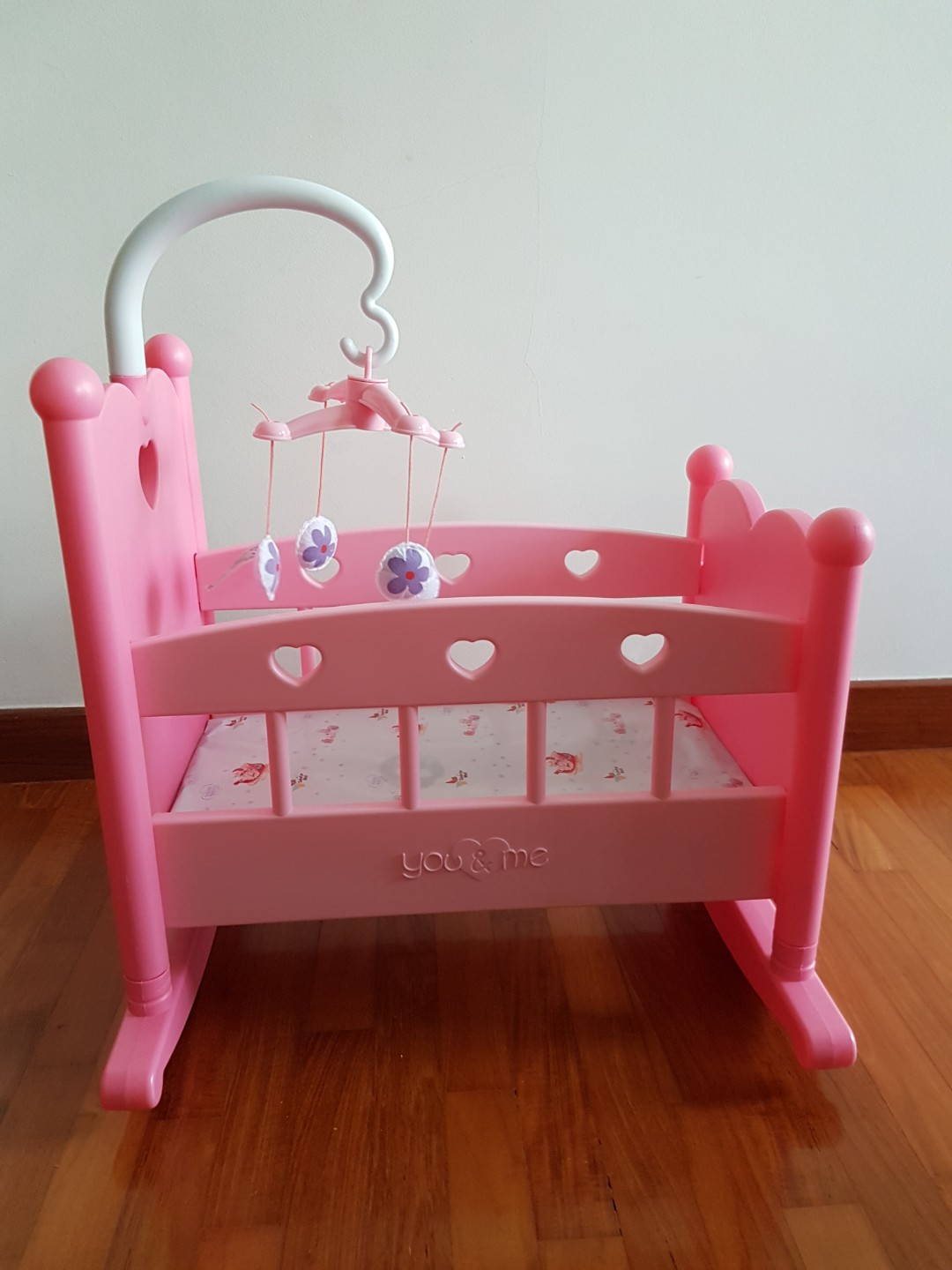 Toy Baby Crib Babies Kids Toys Walkers On Carousell