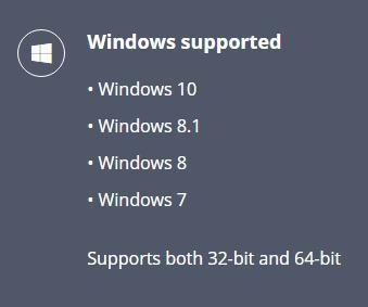 UNLIMITED Harddisk Storage (7990 Millions GB) for Windows PC Only