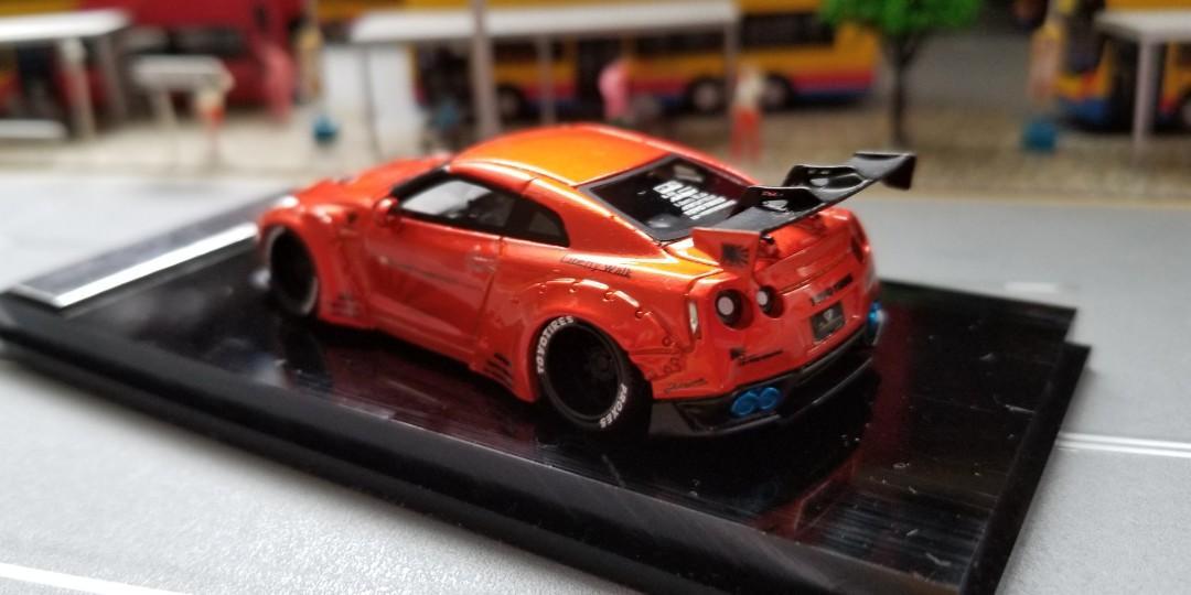 Vclocc LB work R35 GT-R