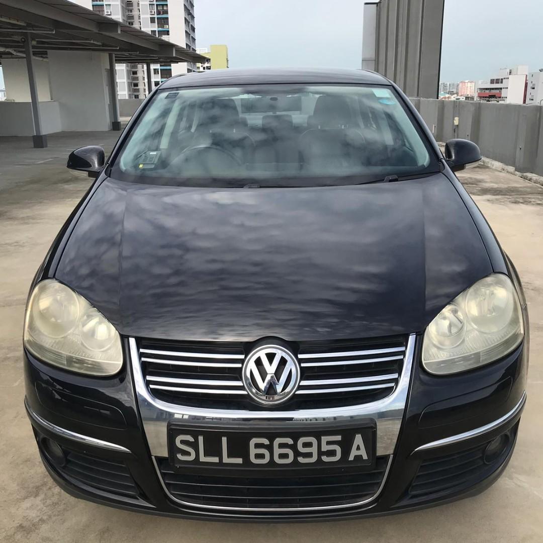 Volkswagen Jetta 1.4 TSI Auto