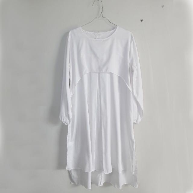 White Tunik