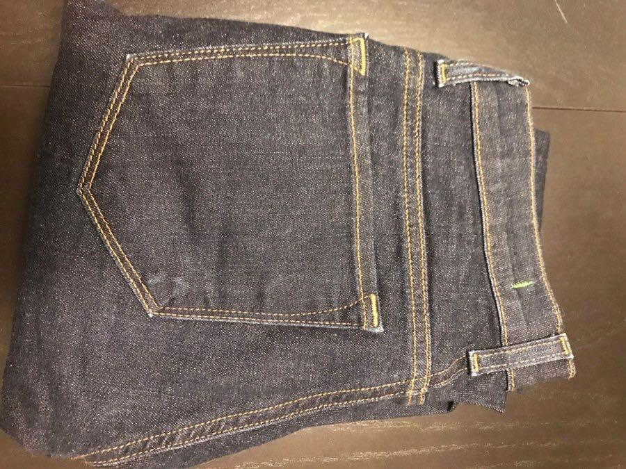 Women's J Brand Denim Size 25 dark wash, low rise skinny