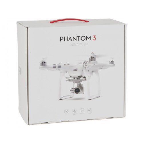 WTS DJI Phantom 3 Advanced box only
