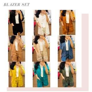 Blazer set