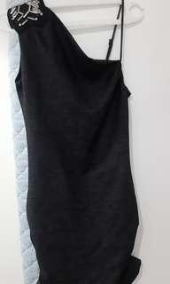 Hypnosis Black Dress