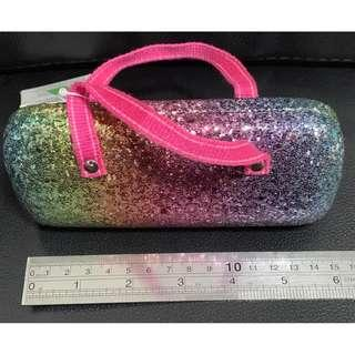 H&M Sparkly Glitter Glasses Case for Kids