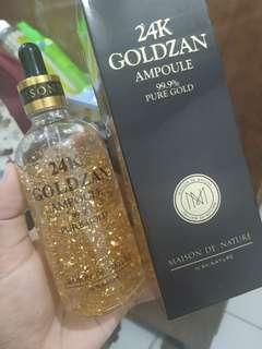 Serum Goldzan 24K