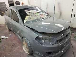 Cat kereta quality kl
