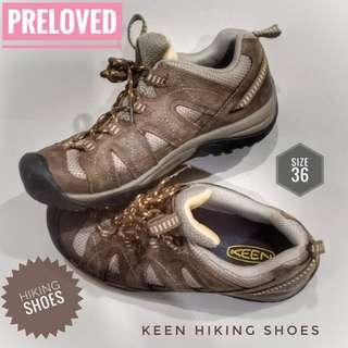 KEEN _ hike shoes sz 36