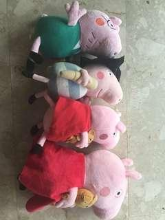 🚚 Original peppa pig and George toys