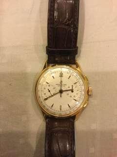 Very rare vintage Breitling chronograph
