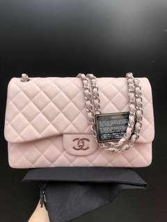 Chanel Pink Jumbo rare item