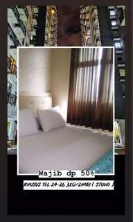 Apartment harian the suite bandung