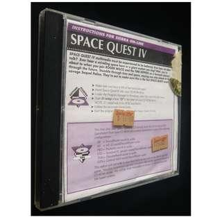 Space Quest IV PC Game