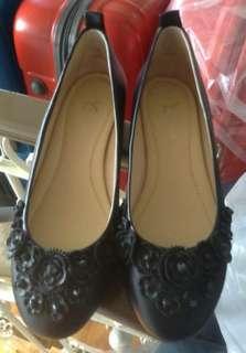 Yosi Samra Naomi Shoes - Black