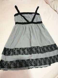 Miss Retro cocktail lace dress