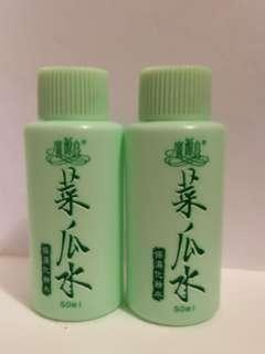 台灣廣源良菜瓜水 補充裝 50ml