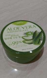 韓國蘆薈膠 用過兩次 康是美購買