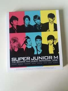 Super Junior M Perfection Repackage