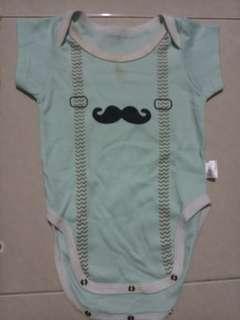 Baby romper baju rumah bayi xxl