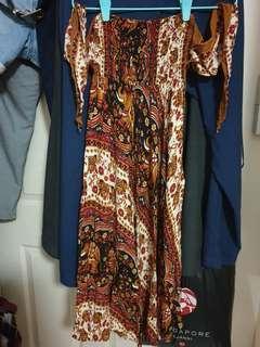 Skirt / dress