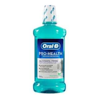 Oral-B Tooth & Gum Care Mouth Rinse #APR10