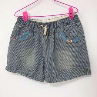 日系牛仔短褲