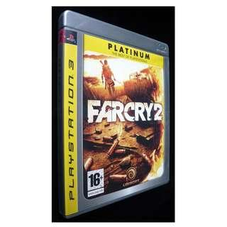 Far Cry 2 PlayStation 3 PS3 Game