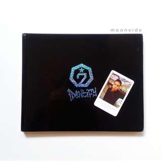 GOT7 IDENTIFY - JB SIGNED ALBUM (JACKSON PC)