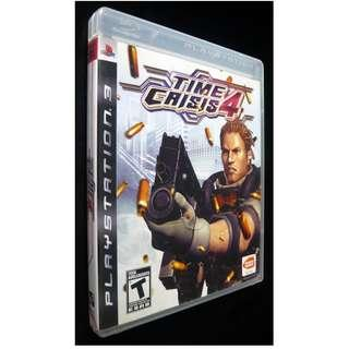 Time Crisis 4 PlayStation 3 PS3 Game