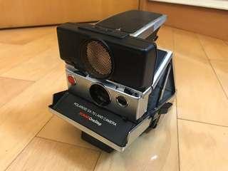 Polaroid sx70 Sonar one step