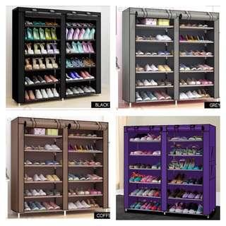 TODAY OFFER - Double shoe rack 7 layers