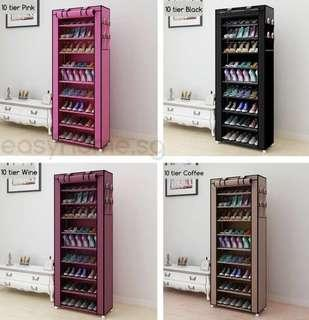 TODAY OFFER - Single shoe rack 10 layers