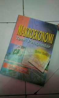 Buku makro ekonomi