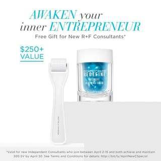 START YOUR RODAN + FIELDS Business and get $250+ Amp Md System for FREE