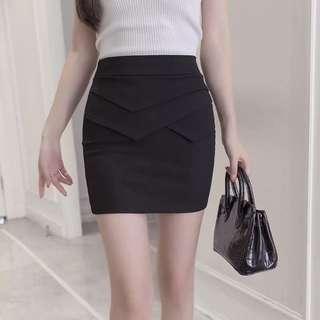 現貨包郵*彈性西裝料包pat裙 Skirt