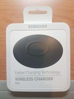 SAMSUNG FASTER CHARGING TECHNOLOGY WIRELESS CHARGER