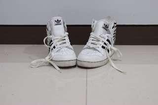 best website 5c93b 78c4c Adidas x Jeremy Scott