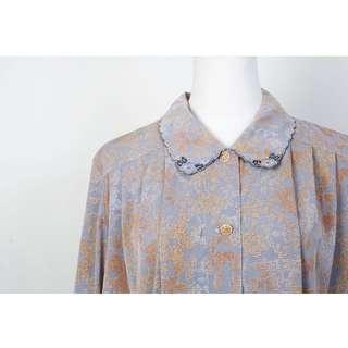 🚚 ::FlowerHolic:: Vintage 古著長袖襯衫 231